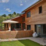 maison bois pyrénées