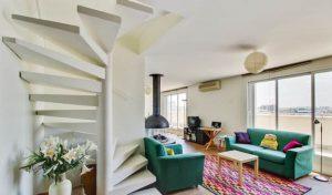 vente appartement contemporain argeles sur mer