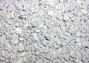 pierres et graviers construction